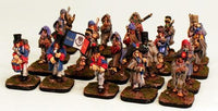 51508 Elf Line Infantry Witchlands