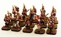 51519-U Elf Line Infantry Catalucia Unit Pro-Painted-Ready to Ship