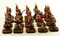 51519 Elf Line Infantry Catalucia