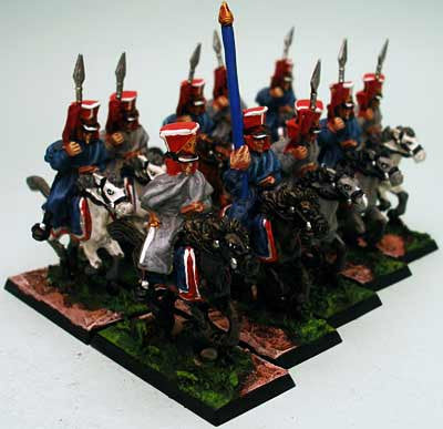 51509 Elf Witchlands Cavalry