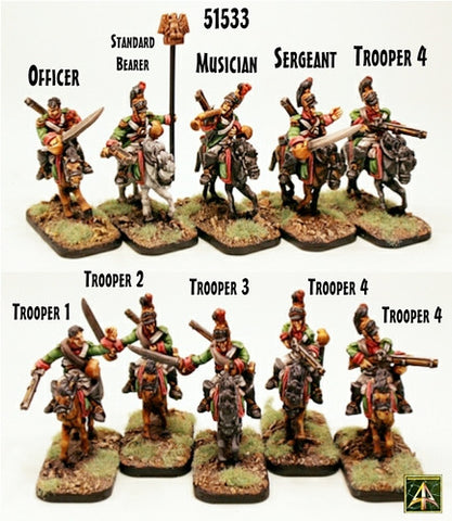51526 Elf Militia Infantry