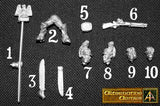 51533P Elf Dragoons Conversion Pack