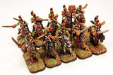 51533 Elf Line Dragoon Unit (10 Elves on Horses)