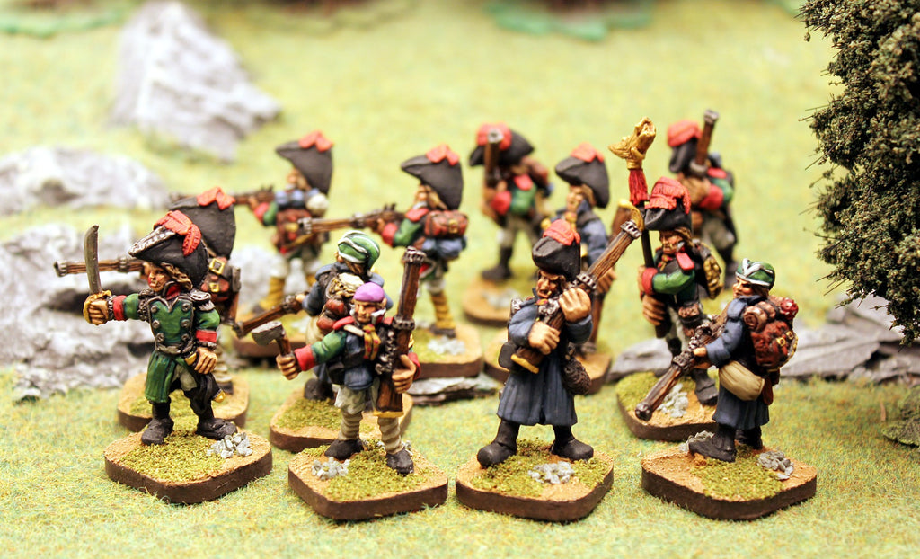 51535 1o Condottierie Light Infantry