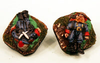 52010 Dwarf Casualties now in resin with lower price!