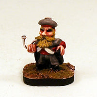 52020 Baron Brewswick on Foot-Pro-Painted Miniature-Ready to Ship