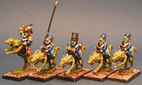 53506 3rd Al-Garvey Dragoons on Lizards
