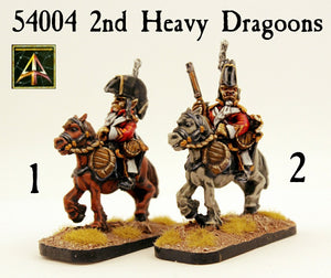54004 2nd Heavy Dragoons