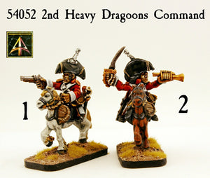 54052 2nd Heavy Dragoons Command