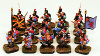 54503-U The 4th-Kyng's Own-The Lion's-Pro-Painted Orc Line Infantry Unit-Ready to Ship