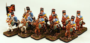 54504-U Orc Hussars Pro-Painted Ready to Ship
