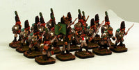 54518-U Guinalean Legion Grenadiers Unit of 20 Pro-Painted Miniatures & Ready to Ship