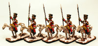 55000 1st Guard Liteupski Lancers-Pro Painted Undead Cavalry-Ready to Ship