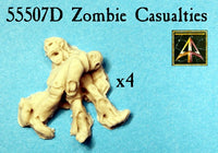55507D Undead Casualties now in resin lower price!