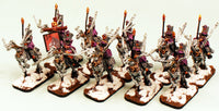 55510-U Winged Wraith Hussars Pro-Painted & Ready to Ship