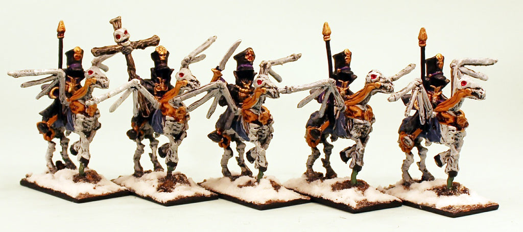 55510 Winged Wraith Hussars