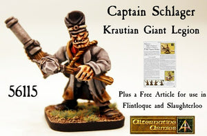 56115 KGL Captain Schlager  (Save 50%)
