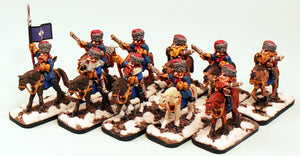 56501-U Finklestein Hussars - Pro-Painted Ready to Ship