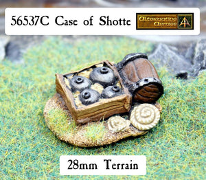 56537C Case of Shotte