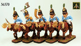 56570 Trolka Moose Cavalry in Resin