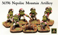 56596 Nepolise Mountain Artillery