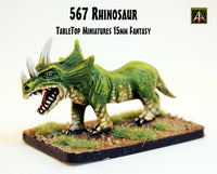 567 Rhinosaur Monster
