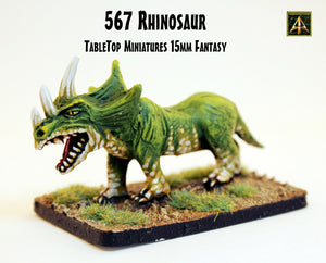 567 Rhinosaur Monster (Save 25%)