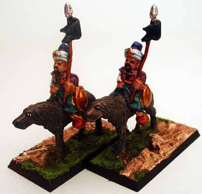 57506 Household Warrior Muskets