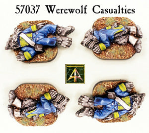 57037 Werewolf Casualties