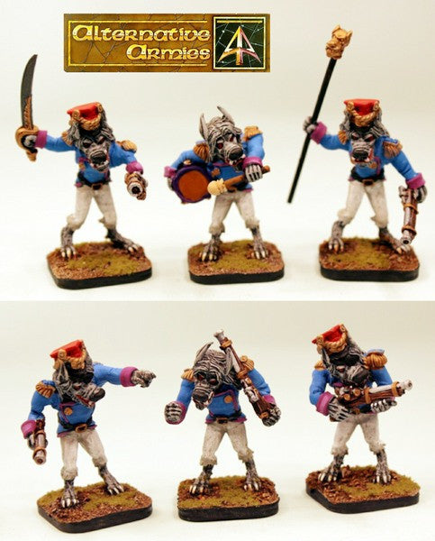 57801 Visthowla Legion - Skirmish Pack and Singles