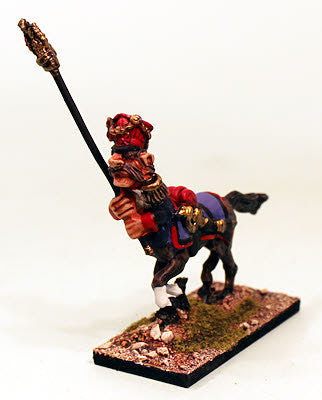 57814 5er Uhlan Officer Centaur