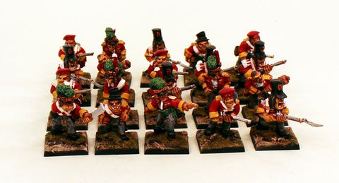 51517-U Pro-Painted Elf Light Infantry (Witchlands)
