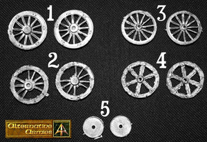 59008 Battlefield Wheels Pack