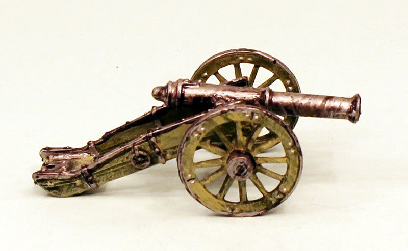 59507 Ferach Heavy Cannon (Steel Barrel) - Pro-Painted & Ready to Ship