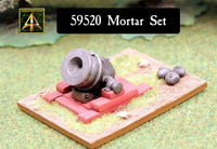 59520 Mortar Set - Free automatically in every order shipped during February 2020!