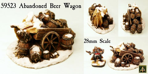 SN07 Fantasy Snowmen (28mm scale)