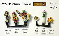 59542P Shrine Tokens (Set of Six or singles)