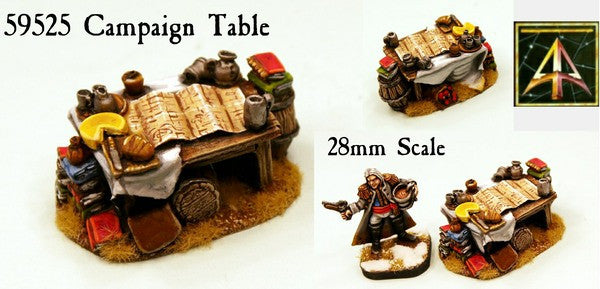 59525 Campaign Table