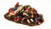 59526 Elf Corpse Pile-Pro-Painted Ready to Ship