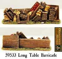 59533 Long Table Barricade