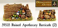 59535 Ruined Apothecary Barricade (Pack of Two)