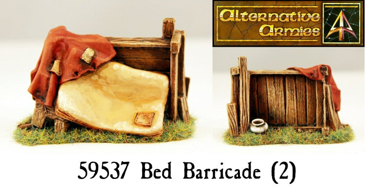 59537 Bed Barricade  (Pack of Two)