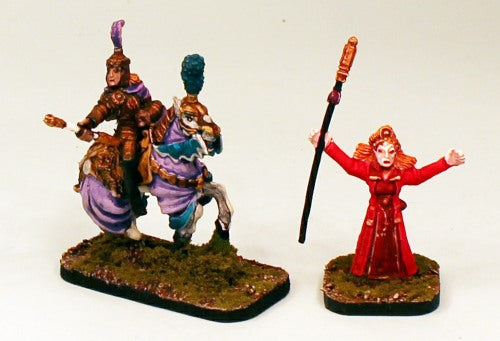 CE2 Crystal Tribune and Sorceress-Pro-Painted Ready to Ship