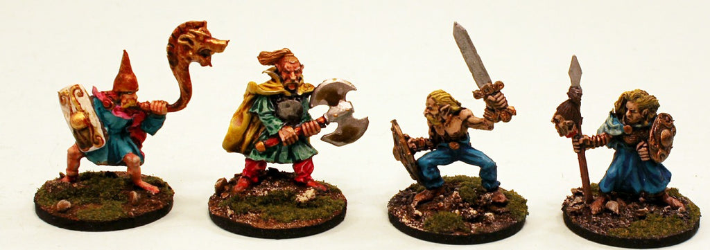 ER09 Sidhe Champions Set 2:Pro-Painted & Ready to Ship