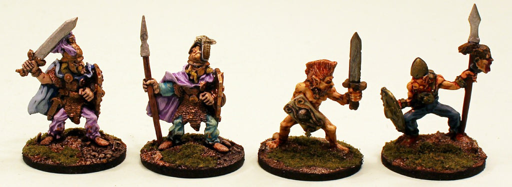 ER10 Sidhe Heroes: Pro-Painted & Ready to Ship
