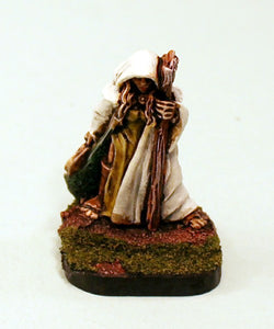 FL24-01 Midsummer Druidess-Pro-Painted 28mm Scale Magic Character-Ready to Ship