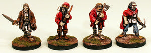 FL26 Reluctant Brigands-Pro-Painted & Ready to Ship