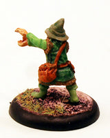 FL4-05: Forest Lore Lord Casting a Spell-Pro-Painted Ready to Ship