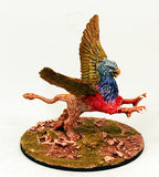 HE04 The Griffin-Pro-Painted 50mm Scale Monster-Ready to Ship