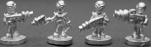HOF49 Grey Alien Soldiers